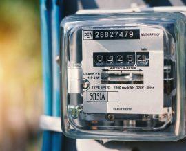 Rejestrator zuzycia energii elektrycznej