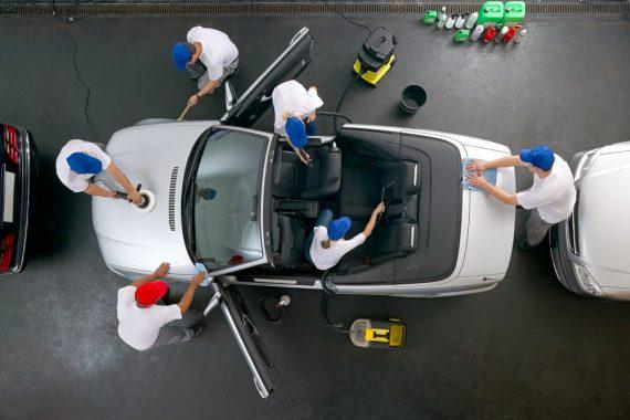 pielegnacja auta
