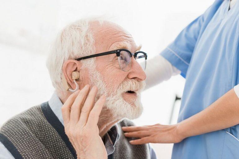 gluchota starcza
